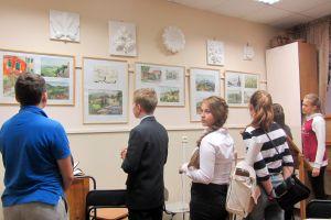 Выставка Италия