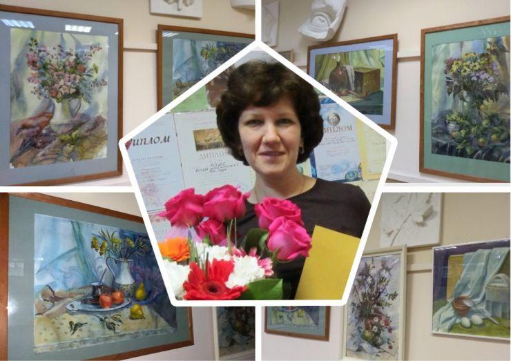 Выставка Захарова
