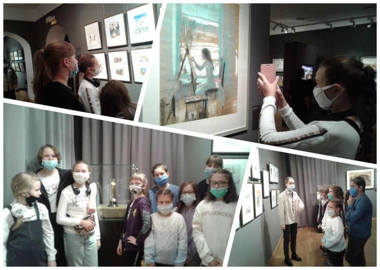 MyCollages худ музей