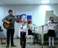 Семья Гопаненко - победители конкурса