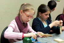 Мастер-класс по плетению из лозы 15.04.16