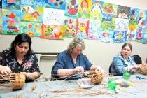 Мастер-классы по плетению из лозы для родителей учащихся