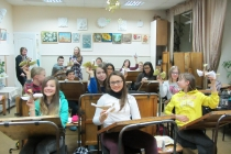 Педагогическая практика студентов Ярославского художественного училища