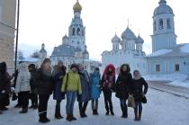 Поездка на конкурс в г.Вологда